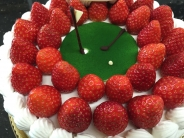 ゴルフ好きなお父さんのための父の日ケーキ